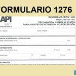 Formulario 1276