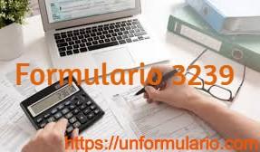 Formulario 3239