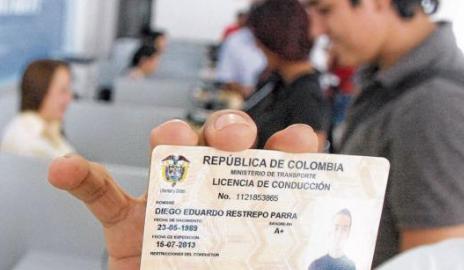 Licencia de Conducir Profesional