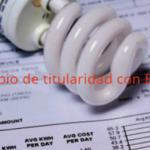 Cambio de titularidad con EPEC Argentina