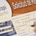 ¿Cómo saber si una marca está registrada en Indecopi Perú?