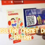 Consultar carnet de la patria en Venezuela