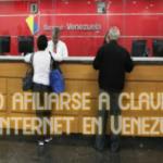 ¿Cómo afiliarse a clavemóvil por Internet en Venezuela?