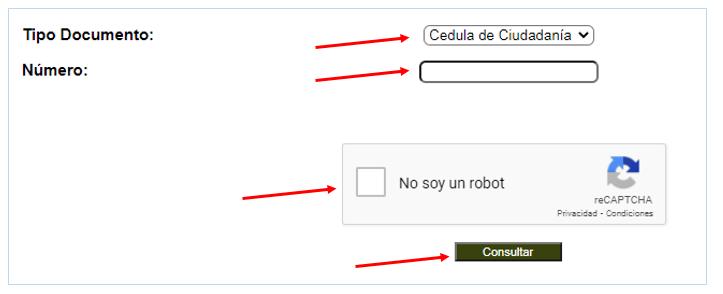 Certificado FOSYGA en Colombia