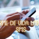 Informe de Vida Laboral por SMS