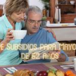 Sepe Subsidios para Mayores de 52 años