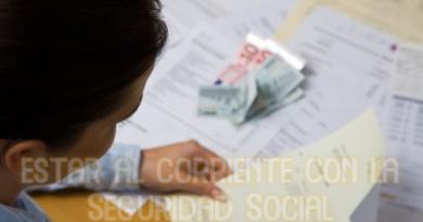 Certificado estar al corriente con la Seguridad Social