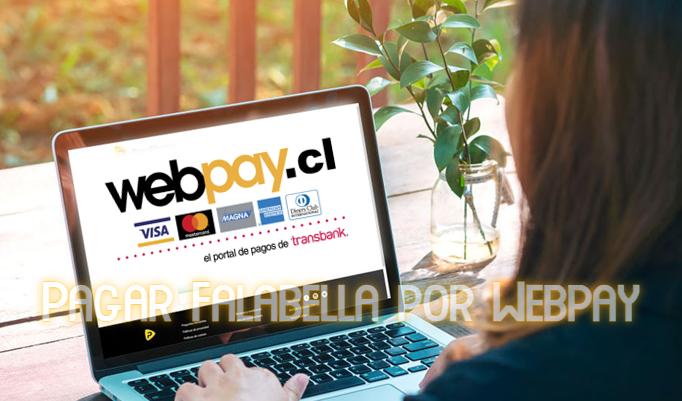 Pagar Falabella por Webpay