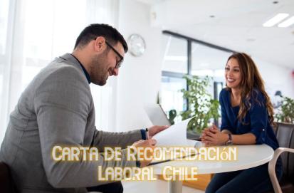 Carta de Recomendación Laboral Chile