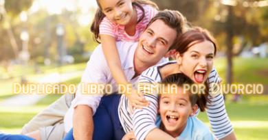 Duplicado Libro de Familia por Divorcio