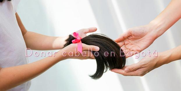 Donar cabello en Bogotá