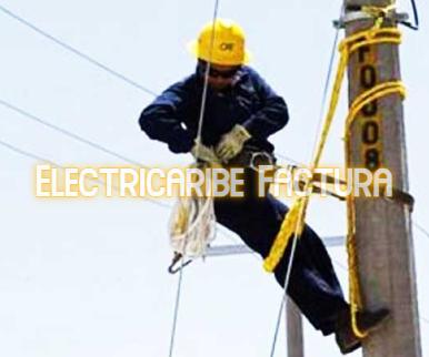 Electricaribe Factura