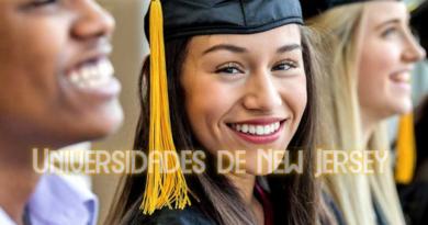 Universidades de New Jersey